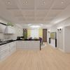 интерьер кухни-столовой