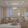 дизайн интерьера гостиной, интерьер гостиной в пастельных тонах, текстиль в интерьере