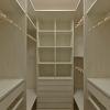 дизайн-проект гардеробной, проект корпусной мебели в гардеробной, дизайн встроенной мебели, корпусная мебель под заказ