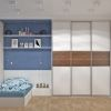 дизайн интерьера детской комнаты, интерьер детской для мальчика, дизайн интерьера подростковой комнаты