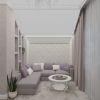 дизайн интерьера гостиной, интерьер гостиной в классическом стиле, 3д панели, фотопечать