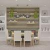 дизайн интерьера кухни, интерьер в экостиле, дизайн обеденной зоны, дизайн кухни в современном стиле, корпусная мебель в интерьере,ниши в интерьере.