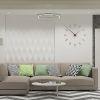 дизайн интерьера гостиной, интерьер гостиной в современном стиле, 3д панели в интерьере, гипсовые панели, дизайн-проект гостиной.