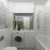 дизайн интерьера ванной, интерьер ванной комнаты, дизайн санузла, плитка керама марацци
