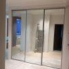 дизайн интерьера коридора, дизайн-проект коридора, интерьер коридора, корпусная мебель в интерьере.