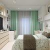 дизайн интерьера спальни, спальня в современном стиле, интерьер спальни, дизайн спальной комнаты, корпусная мебель в интерьере, 3д панели, декоративный кирпич