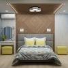 дизайн интерьера спальни, современный дизайн интерьера, современный дизайн спальни, интерьер спальни, дизайн-проект спальни, корпусная мебель в интерьере, дизайн спальни, дизайн спальной комнаты.