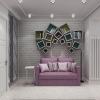 дизайн интерьера спальни, интерьер спальни, дизайн спальни, дизайн-проект спальни, дизайн комнаты для девушки, интерьер подростковой комнаты, корпусная мебель под заказ, корпусная мебель в интерьере.