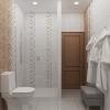 дизайн интерьера ванной, интерьер ванной комнаты, дизайн-проект ванной, санузел в загородном доме, дизайн корпусной мебели, дизайн коттеджа, ванная в стиле прованс.