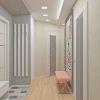 Дизайн коридора в современном стиле.