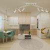 дизайн интерьера гостиной, дизайн кухни-гостиной, дизайн интерьера в современном стиле, дизайн-проект кухни, современный дизайн интерьера, зонирование кухни-гостиной,