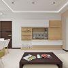 дизайн интерьера гостиной, дизайн зоны тв, корпусная мебель в интерьере, гостиная в современном стиле