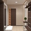 дизайн интерьера коридора в современном стиле