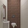 дизайн интерьера туалета
