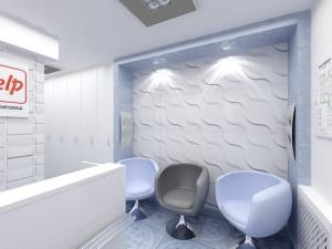 3d стеновая панель