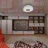 встроенная мебель в интерьере