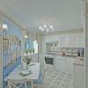 дизайн интерьера не стандартной кухни