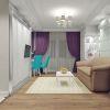 дизайн студии в классическом стиле