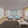 дизайн интерьера комнаты для гостей