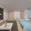 современная гостевая комната