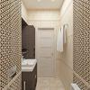 дизайн интерьера в туалете.