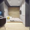 дизайн интерьера спальни холостика