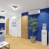 дизайн-проект интерьера офисного помещения