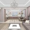 дизайн гостиной, интерьер кухни-гостиной,дизайн зоны тв, камин в интерьере, гостиная в классическом стиле