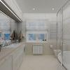 дизайн ванны, интерьер ванной комнаты, дизайн ванной в классическом стиле