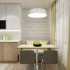 дизайн интерьера кухни, кухня в современном стиле, встроенная техника в интерьере, дизайн кухни, современная встроенная кухня, корпусная мебель в интерьере, обеденная зона на кухне