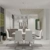 дизайн интерьера гостиной, интерьер гостиной в современном стиле, 3д панели в интерьере, гипсовые панели, дизайн-проект гостиной, дизайн зоны тв, корпусная мебель в интерьере, дизайн обеденной зоны.