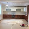 дизайн интерьера кухни, дизайн-проект кухни, интерьер кухни, корпусная мебель в интерьере.
