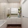 дизайн интерьера ванной, современный дизайн интерьера, современный дизайн санузла, интерьер ванной комнаты, дизайн-проект санузла, дизайн ванной.