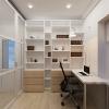дизайн интерьера кабинета, современный дизайн интерьера, современный дизайн кабинета, интерьер кабинета, дизайн-проект кабинета, корпусная мебель в интерьере, дизайн кабинета.