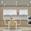 дизайн гостиной, интерьер кухни-гостиной, проект кухни, дизайн интерьера гостиной, современный интерьер кухни, корпусная мебель в интерьере.