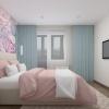 дизайн спальни, интерьер спальни, дизайн-проект спальни, фотопечать, дизайн спальной комнаты.