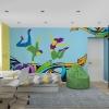дизайн детской, интерьер детской комнаты, дизайн детской для мальчика, современная детская, детская комната.