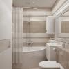 дизайн ванной комнаты, проект ванной, интерьерванной, дизайн санузла