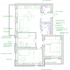 план расстановке мебели