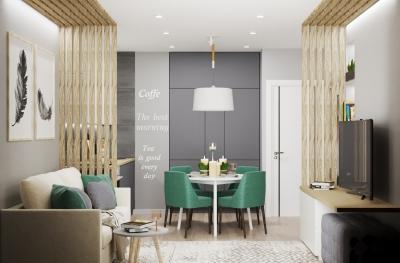 Дизайн кухни-гостиной, интерьер совмещенной кухни-гостиной, проект кухни, интерьер кухни, интерьер гостиной, зона тв, дизайн кухни, дизайн гостиной.