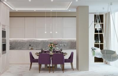 дизайн интерьера гостиной, интерьер гостиной, дизайн кухни-гостиной, объединенная кухня-гостиная, дизайн столовой, интерьер кухни, столовая зона на кухне