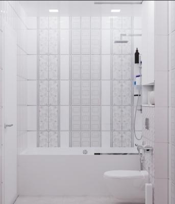 дизайн ванной, дизайн интерьера ванной, интерьер ванной, ванна в современном стиле, дизайн-проект ванной, дизайн ванной комнаты, дизайн саузла, проект санузла, раскладка плитки в санузле.