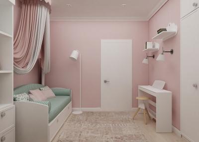 дизайн детской, дизайн интерьера детской, интерьер детской, детская в современном стиле, дизайн-проект детской, дизайн детской комнаты, детская для девочки, комната девочки, дизайн детской для девочки.