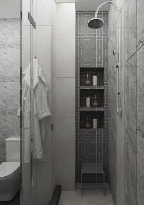 дизайн ванной, дизайн интерьера ванной, интерьер ванной, ванна в современном стиле, дизайн-проект ванной, дизайн ванной комнаты, дизайн санузла, проект санузла, раскладка плитки в санузле, дизайн душевой, душевая комната в квартире, интерьер душевой.