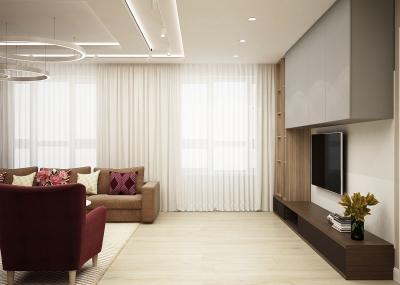 дизайн интерьера гостиной, зона тв, корпусная мебель под заказ, интерьер гостиной, современный дизайн интерьера