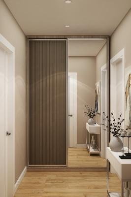 дизайн коридора, интерьер коридора, хранение в коридоре, идея хранения