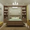 дизайн интерьера спальни, интерьер спальни, дизайн-проект спальни, спальня в загородном доме, дизайн корпусной мебели, дизайн коттеджа, спальня в стиле прованс.