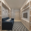 дизайн интерьера кабинета, интерьер кабинета, дизайн-проект кабинета, кабинет в загородном доме, дизайн корпусной мебели, дизайн коттеджа, кабинет в стиле прованс