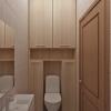 дизайн интерьера туалета, интерьер санузла, дизайн-проект санузла, санузел в загородном доме, дизайн корпусной мебели, дизайн коттеджа, санузел в стиле прованс