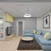 Дизайн гостиной в современном стиле. Дизайн зоны отдыха.